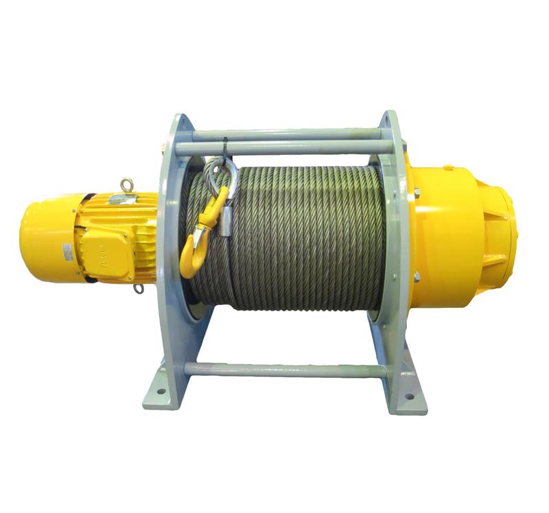 电动&油压卷扬机